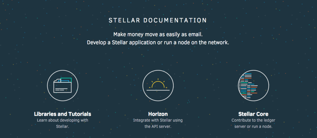 Stellar developer portal